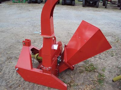 NEW heavy duty 3pt pto driven wood chipper