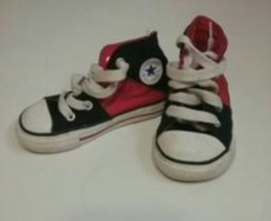 Baby's High Top Converse