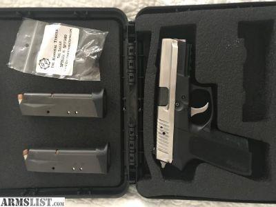 For Sale: Sig Saur SP2022 9mm