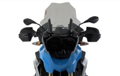 Purchase BMW R1200GS 13 16 F800GS Larger Hand Guards Wind Deflectors Glossy Black MADE UK motorcycle in Ann Arbor, Michigan, United States, for US $119.95