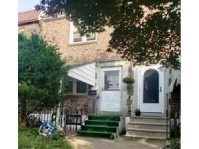 3 Bed 1 Bath Foreclosure Property in Glenolden, PA 19036 - Magnolia Ave