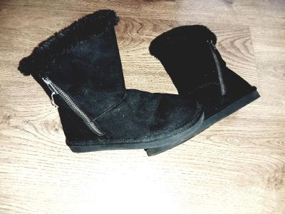 Size 13 boots, worn once $6