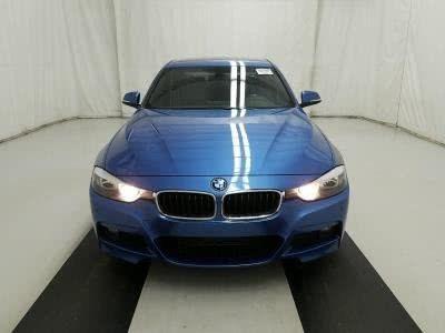 2015 BMW 3-Series 4dr Sdn 328i xDrive AWD SULEV (Estoril Blue Metallic)