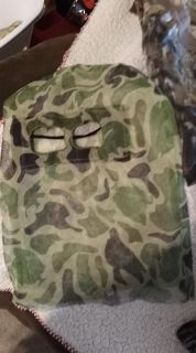 Camo men's hunting clothes size xxl