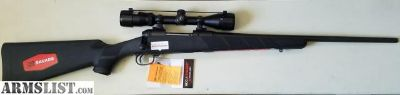 For Sale: New Savage 243 Win Model 11 Trophy Hunter XP Accutrigger Detachable Mag Scope