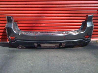 Sell 2012 2013 JEEP GRAND CHEROKEE SRT8 REAR BUMPER OEM motorcycle in Long Beach, California, US, for US $480.00