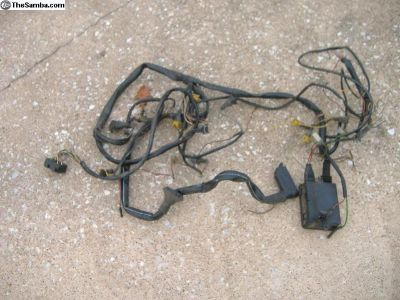 VW Vanagon 2.1 engine wiring harness 86-91 yr
