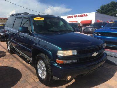 2005 Chevrolet Suburban 1500 LS (Blue)