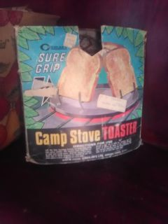 SURE GRIP CAMP STOVE TOASTER