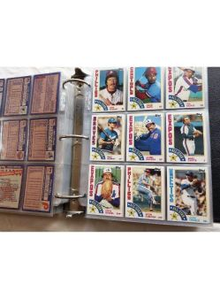 Topps 1984 Complete Set
