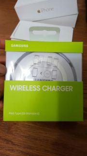Samsung wireless charger new