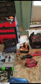 For Trade: Tool box with toolsTool and more