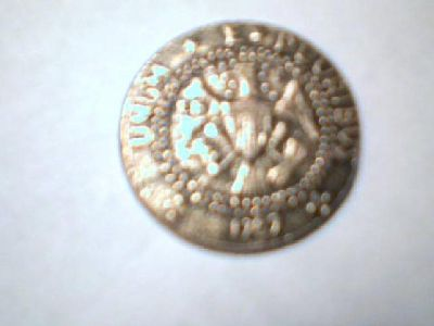 $1 OBO 1787 Coin/UNUM*E*PLURIBU (E*BRASHER )