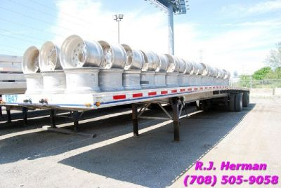 (200) Aluminum Super Single Truck Rims