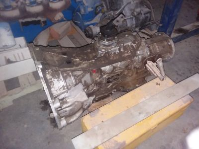 1989 Ford 4x4 5 speed transmission