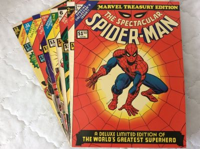 Oversized Comic Collection