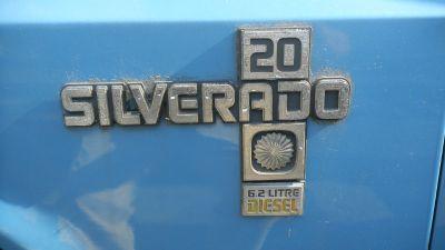 1986 Chevrolet C20