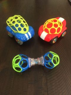 Oball Baby Toys