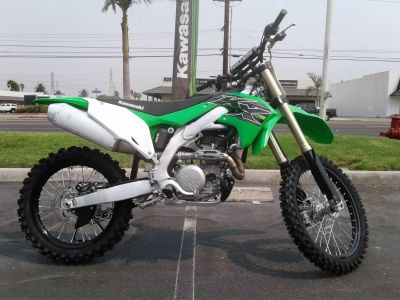 2019 Kawasaki KX450F Motocross Motorcycles Orange, CA