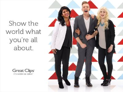 GREAT CLIPS Hiring Licensed Cosmotologists