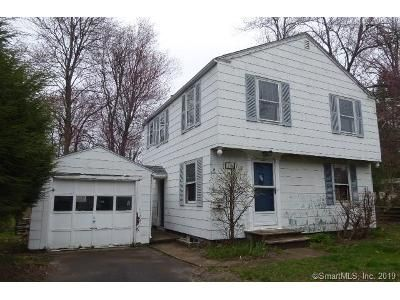 2 Bed 1 Bath Foreclosure Property in Bristol, CT 06010 - Moody St