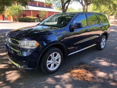 2012 Dodge Durango SXT (Blue (Dark))