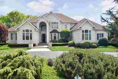 8 Pine Tree Lane Lincoln Four BR, exquisite french colonial set