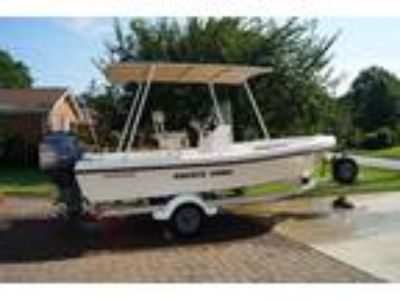 19' Privateer 19 CENTER CONSOLE W/HARD TOP! 2004