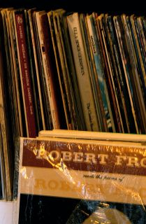 collectors records in excellent condition
