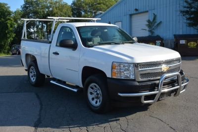 2009 Chevrolet Silverado 1500 Work Truck (Summit White)
