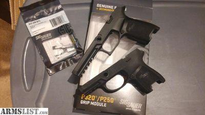 For Sale: SIG P320 / P250 grip modules