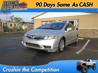 2009 Honda Civic LX (Silver)