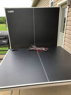 Free ping pong table in Chapel Hill
