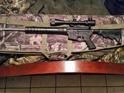 $700, 6.8 SPC AR-15 and Sig P938 Nightmare Pistol for sale.