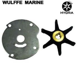 Purchase Water Pump Impeller Kit Johnson Evinrude 5.5,6,7.5 Hp rplc 18-3202 305303 277181 motorcycle in Mentor, Ohio, United States, for US $17.99