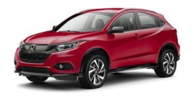 2019 Honda HR-V Sport (Crystal Black Pearl)