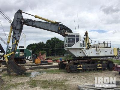 Hitachi EX800H-5 Track Excavator