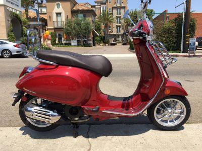 2019 Vespa Primavera 150 Touring Scooter Marina Del Rey, CA