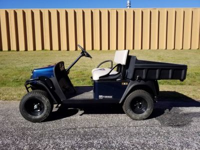 2017 Cushman Hauler 800X Gas Golf carts Covington, GA