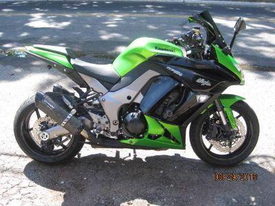 2012 Kawasaki Ninja 1000 ABS Sport Motorcycles Metuchen, NJ