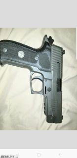 For Sale/Trade: Sig p226 legion da/sa 9mm