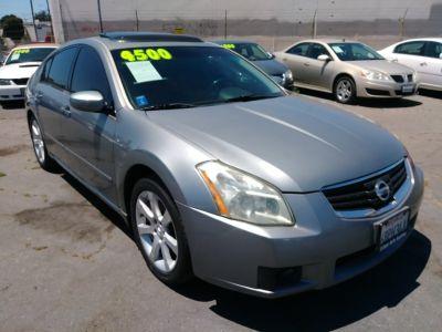 2008 Nissan Maxima 3.5 SL (Gray)