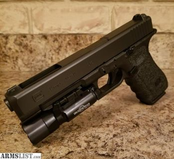 For Trade: GLOCK 34 Gen 4 with night sights and extras