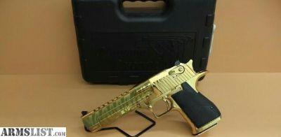 For Sale: Desert Eagle 50ae Titanium
