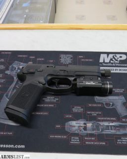 For Sale: FN FNX-45 TAC .45ACP With Light