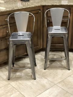 New Counter Height Bar Stools