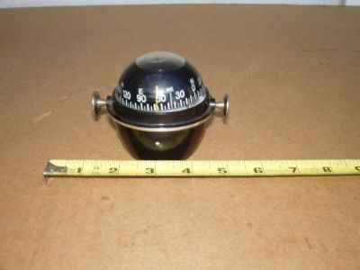 Find VINTAGE AQUA METER, SHIP'S COMPASS ROSELAND MFG NJ motorcycle in Jupiter, Florida, United States