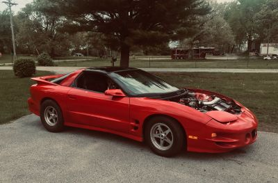 2000 Firehawk Trans Am LS Turbo Trade!!