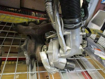 Purchase VW JETTA TURBO WITH EXHAUST MANIFOLD 07 08 motorcycle in Las Vegas, Nevada, United States, for US $199.00