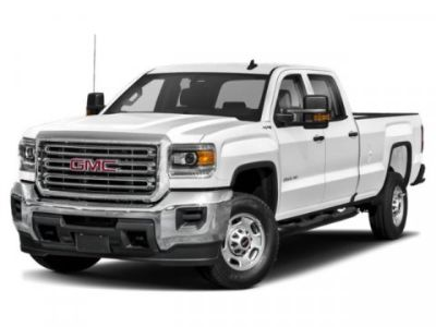 2019 GMC Sierra 2500HD SLT 4X4 (Quicksilver Metallic)